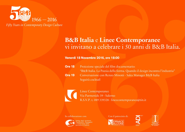 Linee contemporanee b b italia 50 anni e oltre venerd for Piani domestici a forma di t