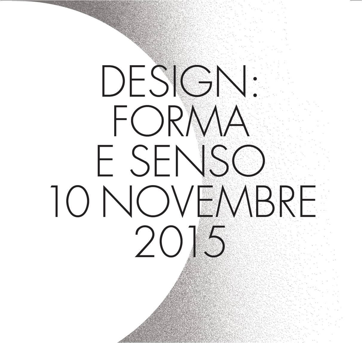 design forma e senso