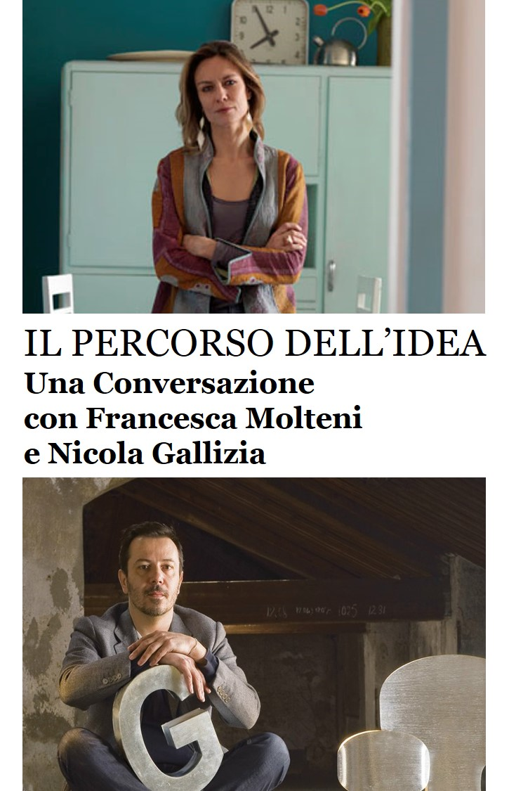 Francesca MOLTENI e Nicola GALLIZIA